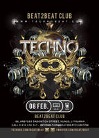 Techno Beat Party by n2n44