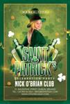 St Patricks Party Flyer by n2n44