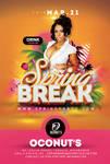 Spring Break Party by n2n44