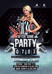 After Game Party Hockey