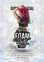 Foam Party by n2n44