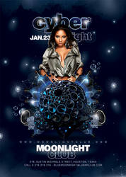 Cyber Night Party by n2n44