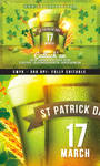 St Patrick Flyer by n2n44