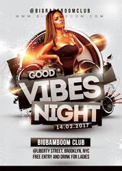 Good Vibes Night by n2n44