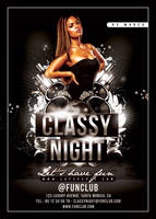 Classy Party Flyer by n2n44