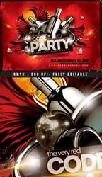 Red Code Party by n2n44