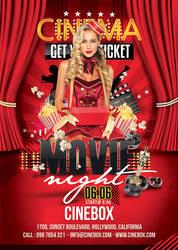 Movie Party by n2n44