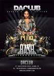Club Bash Party Flyer by n2n44