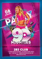 90ies Party by n2n44