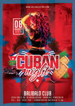 Cuban Night Party