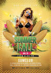 Exotic Summer Party by n2n44