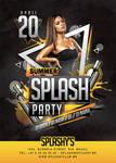 Splash Party by n2n44