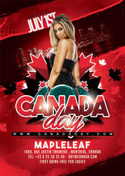 Canada Day Party by n2n44