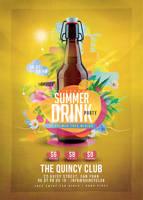 Summer Drink Party by n2n44