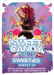 Sweet Candy Night by n2n44