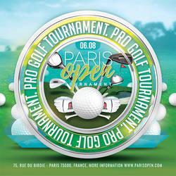 Golf Tournament Or Club by n2n44