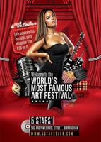 Music Movie And Art Festival by n2n44
