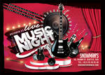 Live Music Night Show