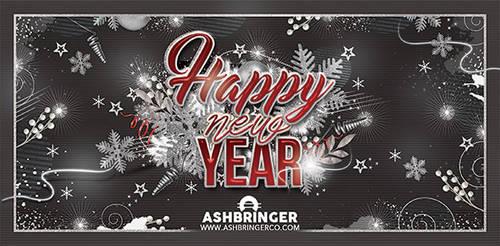 Happy New Year Card by n2n44