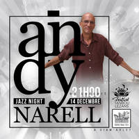 Andy Narell Flyer by n2n44