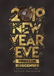 New Year Eve Flyer by n2n44