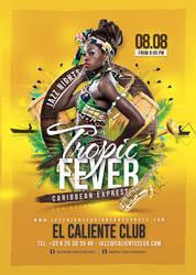 Tropic Fever Caribbean Jazz Night by n2n44