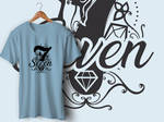 Seven-tshirt by n2n44
