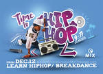 Hip Hop Lesson Session Flyer by n2n44