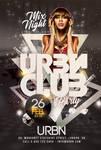 Urban Club Night Party by n2n44