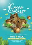 Green Summer Class Flyer by n2n44