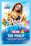 Pool Summer Party Flyer by n2n44
