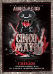 Cinco de Mayo flyer by n2n44