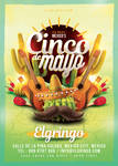 Mexico Cinco De Mayo Flyer by n2n44