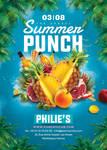 Summer Punch Flyer by n2n44