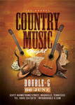 Country Music Usa Western Flyer by n2n44