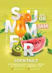 Fruity Summer Punch by n2n44