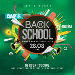 Back To School Template by n2n44