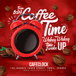 Coffee Time Flyer by n2n44