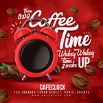 Coffee Time Flyer by n2n44