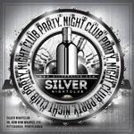 Silver Nightclub Party Flyer by n2n44