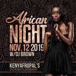 African Night Flyer by n2n44