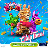 ChipTime Lucky Pinata