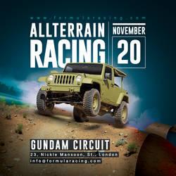Racing Club Flyer All Terrain racing by n2n44
