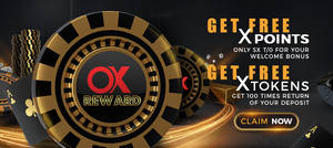 Casino website banner free points free tokens by n2n44