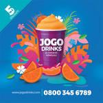 Tropical Juice Drink Flyer by n2n44