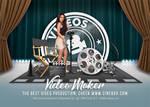Movie Studio Video Production Flyer by n2n44