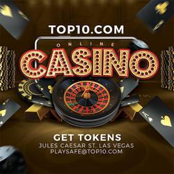 Online Casino Gambling Flyer by n2n44