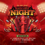 Firefighter Themed Night Flyer by n2n44