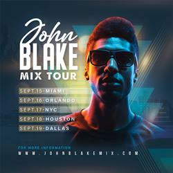 DJ Mix Tour Flyer by n2n44