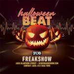 Halloween Beat Night Flyer by n2n44